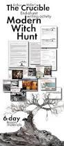 crucible modern witch hunts final writing assessment for arthur