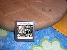 ¿juegos nuevos del GTA para NDS?