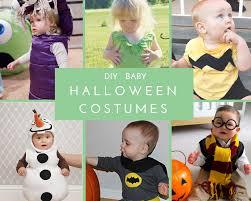 Monsters Baby Halloween Costumes Mommy U0027s Slice Pie 21 Diy Baby Halloween Costumes