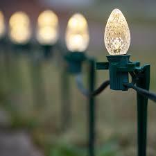 halloween pathway lights christmas lights c7 warm white christmas led pathway lights