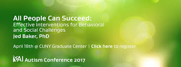 Seeing beyond disability   YAI  YAI Autism Conference  All People Can Succeed with Jeb Baker   click to go to