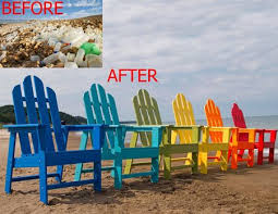 All Weather Outdoor Furniture From Recycled Plastic Vermont - Colorful patio furniture