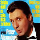 Alexander Peter - Schön muss es sein, dich zu lieben - alexander_peter_19952