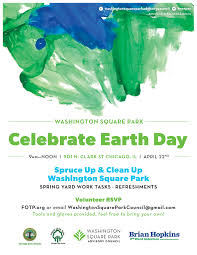 volunteer thanksgiving chicago washington square park earth day clean up tickets sat apr 22