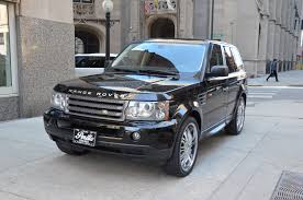 2008 land rover range rover sport hse stock gc1142cc for sale