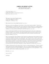 Sample Of Cover Letter  cover letter sample   uva career center     English Teacher Application Samples Of Covering Letter For Job