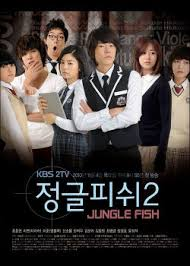 Jungle Fish Season 2 Tập 8