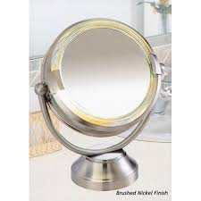 Light Up Makeup Mirror Design Lighted Makeup Mirror Cordless Lighted Makeup Mirror