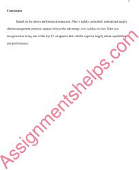 nike case study     robert girvin NIKE     S SUPPLY CHAIN MANAGEMENT PROGRAMME