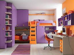 Wall  Bedroom Purple Orange Bedroom Color Schemes Stunning - Beautiful bedroom color schemes