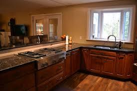granite countertop ideas for kitchen cabinet colors tile