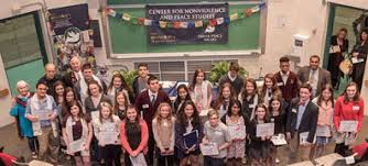 URI honors Gandhi essay contest winners     URI Today