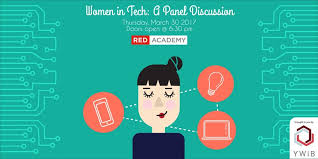 Young Women in Business Toronto Presents Women in Tech  a Panel Discussion