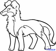 collie puppy coloring pages coloring pages for all ages