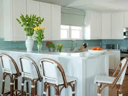Blue Backsplash Kitchen Turquoise Backsplash Ideas