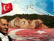 1000 adet ATAT�RK veya T�rk bayra�� Resmi