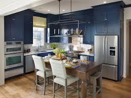 blue country kitchens cream gradation granite base countertop