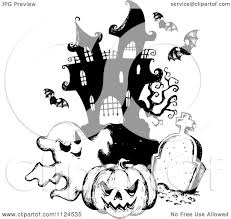 bats images clip art scary haunted house bats