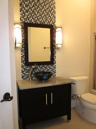 Mosaic Bathroom Tile by Bathroom Decoration Mosaic Bathroom Tiles As Vanity Mirror Wall