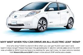 nissan canada back in the game nissan ads take a poke at upstart tesla cmo strategy adage