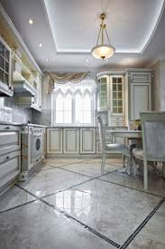 Kitchen Floor Tile Ideas With White Cabinets 119 Best White Kitchens Images On Pinterest Kitchen White