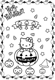 Halloween Preschool Printables Halloween Color Sheets Printables Candy Halloween Preschool