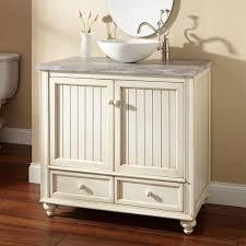 Bathroom Vanity Height With Vessel Sink Home Design Ideas - Height of bathroom vanity for vessel sink