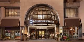Toronto Hotels  InterContinental Toronto Yorkville Hotel in     InterContinental Toronto Yorkville Entrance