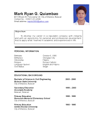 Resume Samples Electrical Engineering by Civil Resume Sample Free Resume Example And Writing Download