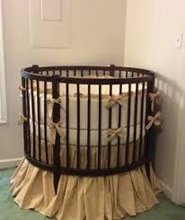 chic apple green baby nursery round cribs babies and nursery