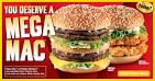 Mega Mac at McDonalds Singapore « WALK WITH US