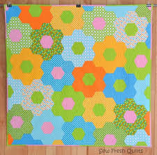 English Paper Piecing   a daily dose of fiber Tied with a Ribbon Begin your version of Jessie     s Gems with our STARTER Pack  Instructions for this pattern are found in the book  Piecing it All Together  A