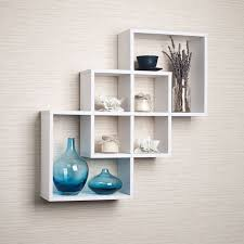 wall shelves and ledges shelving unit knick knack display cubby