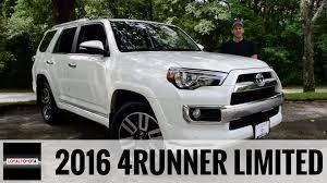 toyota 4runner 2016 toyota 4runner limited loyaltoyota youtube