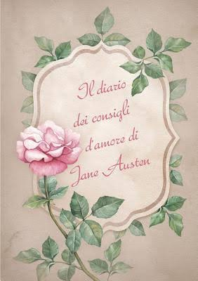 Risultati immagini per il diario dei consigli d'amore di jane austen