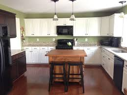 final product my dream kitchen white cabinets behr swiss