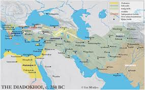 Map Of University Of Michigan by Diadokhoi Map Original Game Of Thrones Map Of The Hellenistic