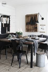 Rustic Modern Dining Room Tables by Best 25 Rustic Dining Products Ideas On Pinterest Farmhouse