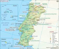 Map Of Colorado And Surrounding States by Map Of Portugal Portugal Map