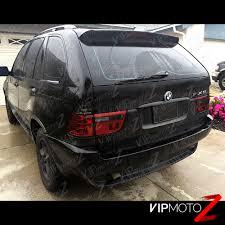 Bmw X5 E53 - wine red 2000 2006 bmw x5 e53 smoke euro rear trunk brake tail