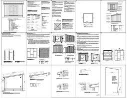 Diy 10x12 Shed Plans Free by Shed Plans 12 12 Anyone Can Build A Shed Cool Shed Design