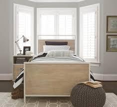 smartstuff myroom twin metal loft bunk bed with 3 shelves