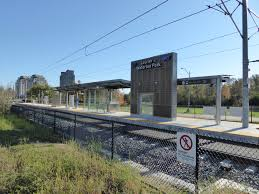 Laurier–Waterloo Park station