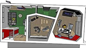 Recording Studio Floor Plans San Francisco Project Studio W David Seidel Aia Architect 5 12