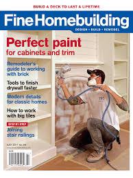 Instant Home Design Remodeling Fine Homebuilding Expert Home Construction Tips Tool Reviews