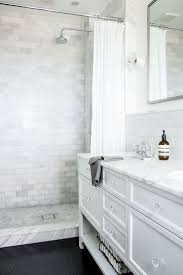 Shower Tile Ideas Small Bathrooms by Best 25 Dark Floor Bathroom Ideas On Pinterest Bathrooms White