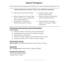 resume format template microsoft word cover letter dancer resume template dance resume template free cover letter dance teacher resume sample teaching objective great examples dance teacherdancer resume template extra medium
