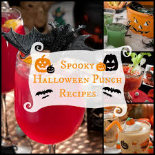10 spooky halloween punch recipes mrfood com