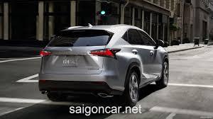 xe lexus bao nhieu tien giá xe lexus nx 200t 2018 nhập khẩu ưu đãi khủng giao xe ngay
