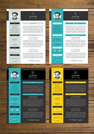 How to Design a Creative Resume Final product image